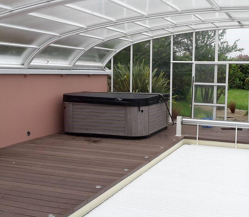 Art du spa orl ans sp cialiste spas saunas et jaccuzis for Salon habitat orleans