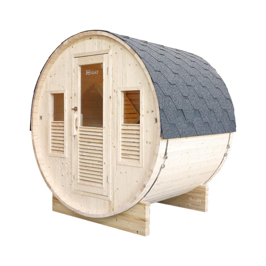 Sauna extérieure